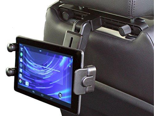 Navitech Im Auto Portabel Tablet Kopfstütze/Kopfstütze Halterung/Halter für die NeuTab 7'' Quad Core Tablet PC