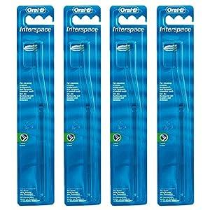 Oral-B Interspace Bürste, 4er Pack (4 X 1 Stück)