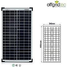 Módulo Solar 30 Wp 12V Vitasola - Panel Solar - Módulo fotovoltaico