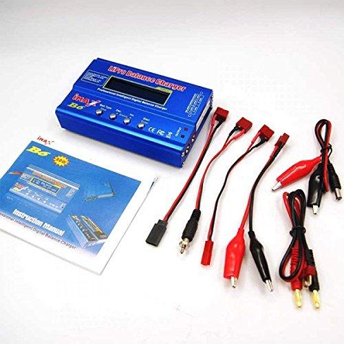 Robocraze iMax B6 Digital RC Lipo NiMH Battery Balance Charger