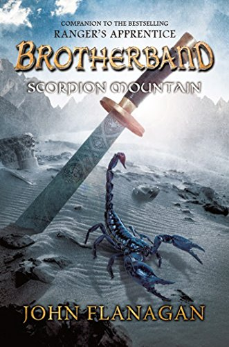 Scorpion Mountain (Brotherband Book 5): Book Five (Brotherband Chronicles)