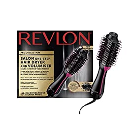revlon pro rvdr5222 - 51ICkxiqLuL - REVLON Pro Collection Salon One Step Hair Dryer and Volumiser