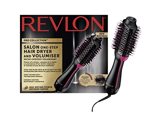 revlon pro rvdr5222 - 51ICkxiqLuL - REVLON Pro RVDR5222 Collection Salon One- Step Hair Dryer and Volumiser