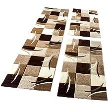 Amazon.it: tappeti camera da letto 3 pezzi