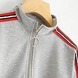 TWIFER Mode Damen Langarmshirt Sweatshirt Jum...Vergleich