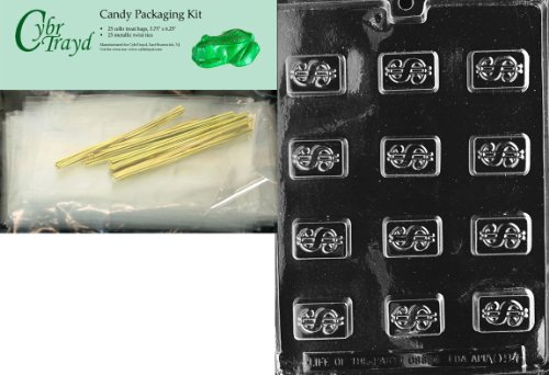 cybrtrayd-mdk25g-ao094-bite-size-dollar-sign-all-occasions-chocolate-candy-mold-with-packaging-bundl