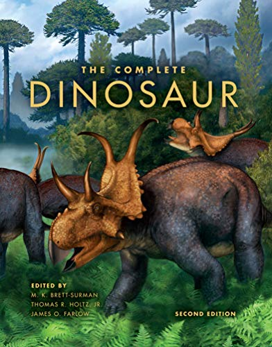 The Complete Dinosaur (Life of the Past) (English Edition)