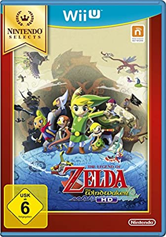 The Legend of Zelda : The Wind Waker HD - Nintendo Selects [import allemand]