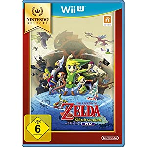 The Legend of Zelda: The Wind Waker HD – Nintendo Selects – [Wii U]