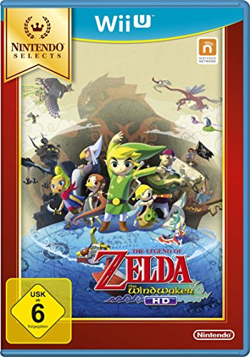 The Legend of Zelda: The Wind Waker HD - Nintendo Selects - [Wii U] (Wii Nintendo Zelda)