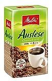Melitta Gemahlener Röstkaffee, Filterkaffee, vollmundig und mild, milder Röstgrad, Stärke 3, Auslese Klassisch-mild, 12 x 500 g