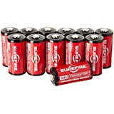 Surefire Piles 123A, 3,3x 1,5x 1,5cm, Mixte, 123A Lithium-Batterien 12-er Packung, Rouge, 3.5x1.5x1.5 cm
