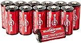 Surefire - Baterías de litio (123A, 12 unidades)