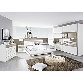 Rauch Schlafzimmer Komplettangebot Schwebetürenschrank 271 cm / Bett ...