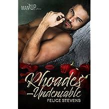 Rhoades—Undeniable (Man Up Book 2) (English Edition)