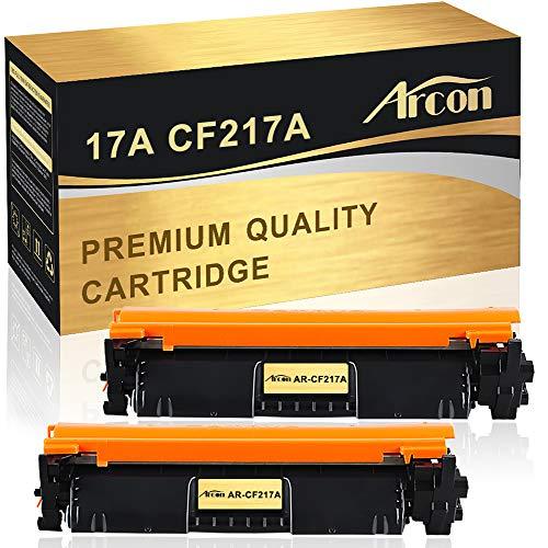 Arcon - Cartucho tóner Compatible HP 17A CF217A impresoras