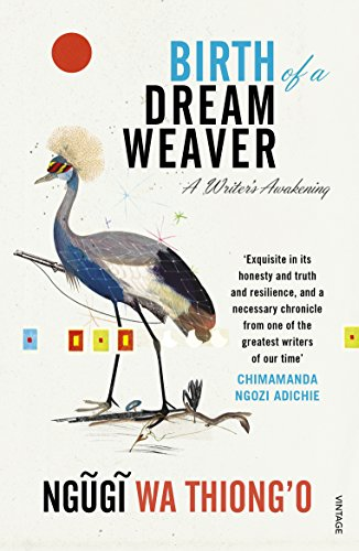 Birth of a Dream Weaver: A Writer's Awakening