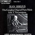 Sibelius : piano music