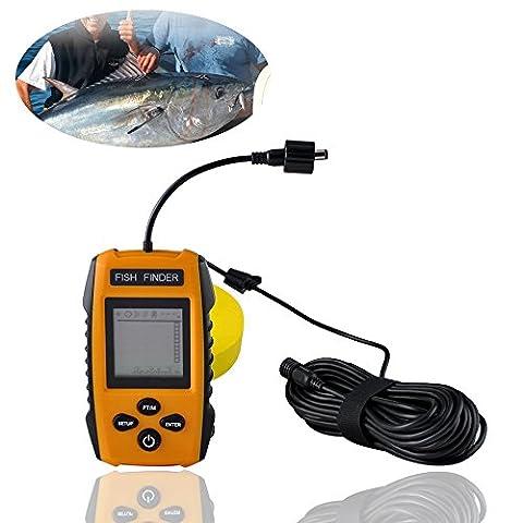 Szxuanzhicai-portable détecteur de poisson, portable, détecteur de poisson, Sondeur Attaquer
