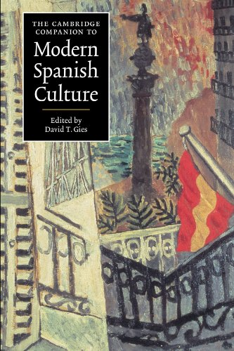 The Cambridge Companion to Modern Spanish Culture Paperback (Cambridge Companions to Culture)