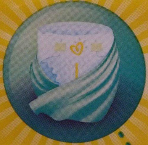 Windeln New Baby Größe 0 micro (1-2,5 kg) – Packung x 24 Windeln - 7