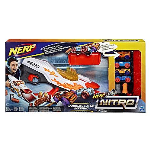 Nerf Doubleclutch Inferno, (Hasbro E0858EU4)