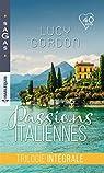 Passions italiennes : Intégrale par Gordon