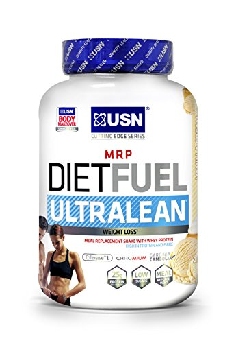 Usn Diet Fuel Ultralean Vanilla Cream, 2 kg