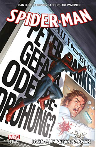 Marvel Legacy: Spider-Man 1 - Jagd auf Peter Parker - Flash Venom
