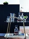 Spiegelau & Nachtmann, 4-teiliges Longdrink-Set, Kristallglas, 375 ml, Noblesse, 89208 - 5