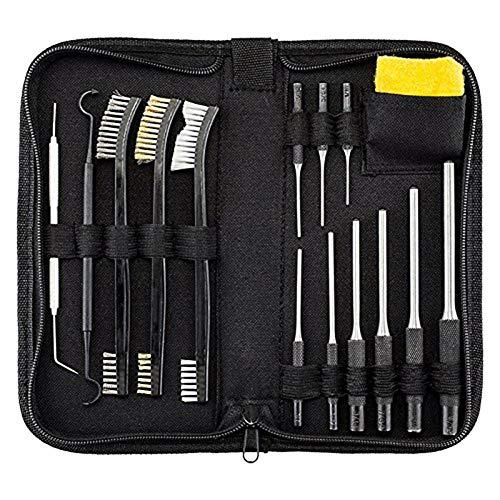 Liamostee All-in-One-Reinigungsset Reinigen Sie den Pinsel mit dem Grip Roll Pin Punch Tool f¨¹r das Spray Water Device -