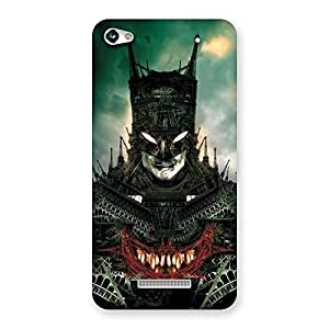 Knight City Back Case Cover for Micromax Hue 2