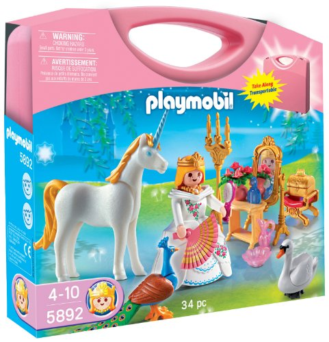 Playmobil - Maleta Princesa - 5892