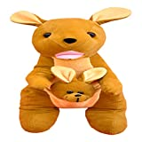 Best Kangaroo Kids Birthday Gifts - Paris Gift's Kangaroo Brown Colore Good Looking Review