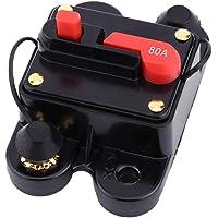 30A RKURCK 6-28V 30 Ampere interruttore automatico Ripristino manuale per autoveicoli RV Marine Boat con protezione della cintura rossa