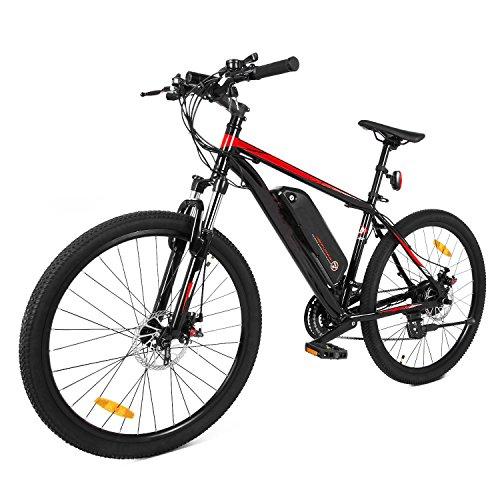 FORIN Ebike 20/26/27,5 Zoll Elektrofahrrad E-Mountainbike 250W 36V High Speed