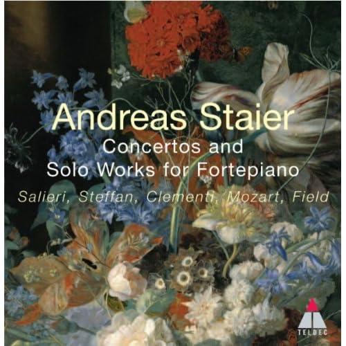 Steffan : Piano Concerto in B flat major : II Andante non molto