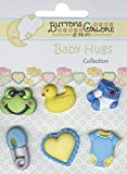 Buttons Galore Baby Hugs Buttons, Little...