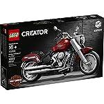LEGO Creator 10269 Harley Davidson Fatboy Expert Series  LEGO