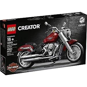 LEGO Creator 10269 Harley Davidson Fatboy Expert Series 5702016368291 LEGO
