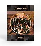 YMC Entertainment Wanna One - 0+1=1 I Promise You (2nd Mini Album) [Night Ver.] CD+Photobook+Photocard+Mirror Card+Tazo+Folded Poster+Free Gift