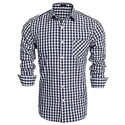 Coofandy Camisa Casual a...