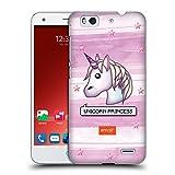 Offizielle Emoji Unicorn Princess Dreistigkeit Pastell