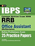#8: IBPS RRB-CWE Office Assistant (Multipurpose) Preliminary - 25 Practice Papers