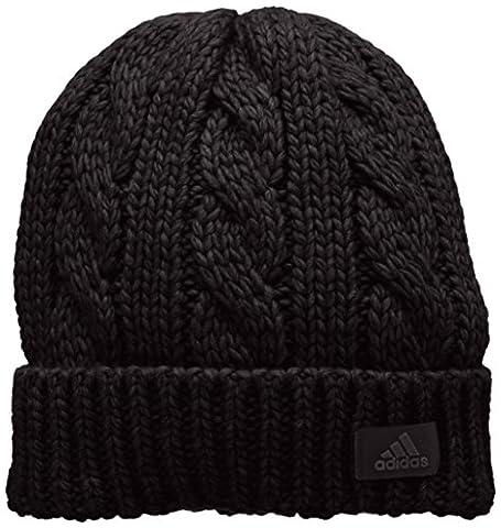 adidas Bonnet Enfant Noir/Noir/Noir
