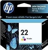 Best Photo Quality Color Laser Printers - HP 22 Inkjet Print Cartridge - Tri colour Review