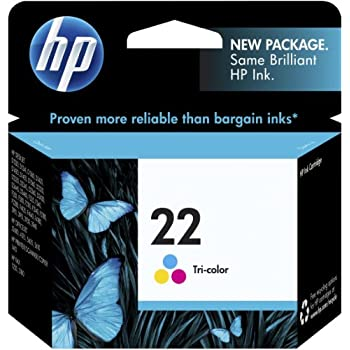 HP 22 Inkjet Print Cartridge - Tri Colour