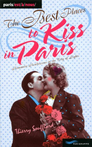 Best places to kiss in Paris 2011