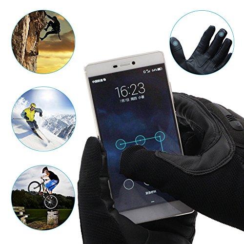 Zoom IMG-1 fretod guanti uomo sportivo con