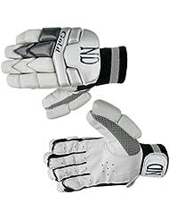 Sólo Cricket Premium dorado guantes de bateo RH mano derecha Batsman guantes niños